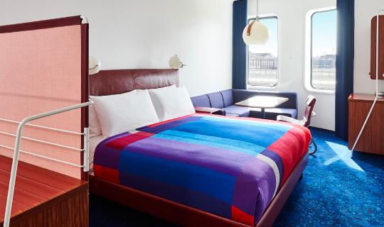 The Standard Hotel : STANZA