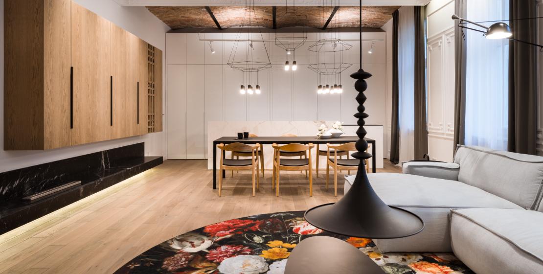 Warsaw Apartment : STANZA