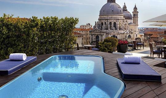 THE GRITTI PALACE HOTEL : STANZA