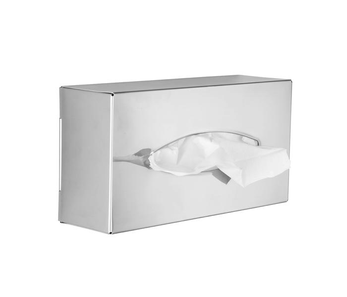 Porta pañuelos desechables de semi-empotrar a pared. SOLETTA® : STANZA