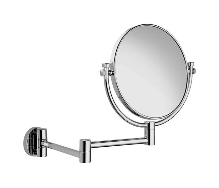 Espejo de semi-empotrar con aumento. SOLETTA® : STANZA