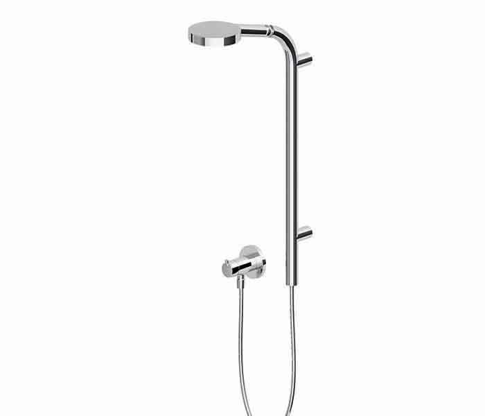 Columna de ducha con monomando. RONDO® : STANZA