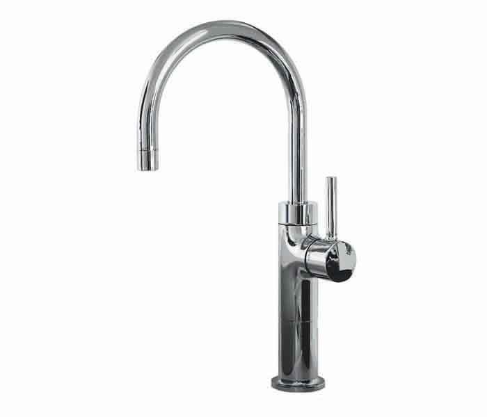 Monomando alto curv p/ lavabo PAN : STANZA