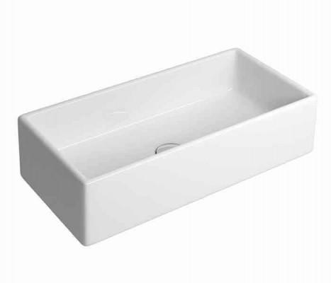 Lavabo rectangular de sobreponer. KADER®® : STANZA