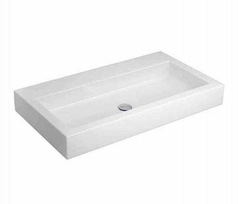 Lavabo de sobreponer rectangular : STANZA