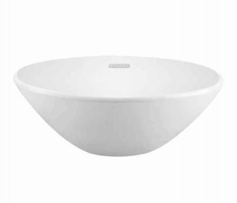 Lavabo circular de sobreponer (apoyo) RONDO®® : STANZA