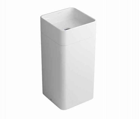 Lavabo de pedestal cuadrado : STANZA