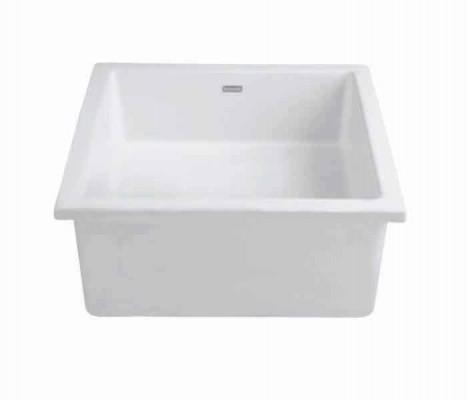 Lavabo cuadrado de bajo cubierta. SOLETTA® : STANZA